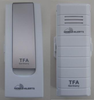 tfa dostmann weatherhub temperatur monitor. Black Bedroom Furniture Sets. Home Design Ideas