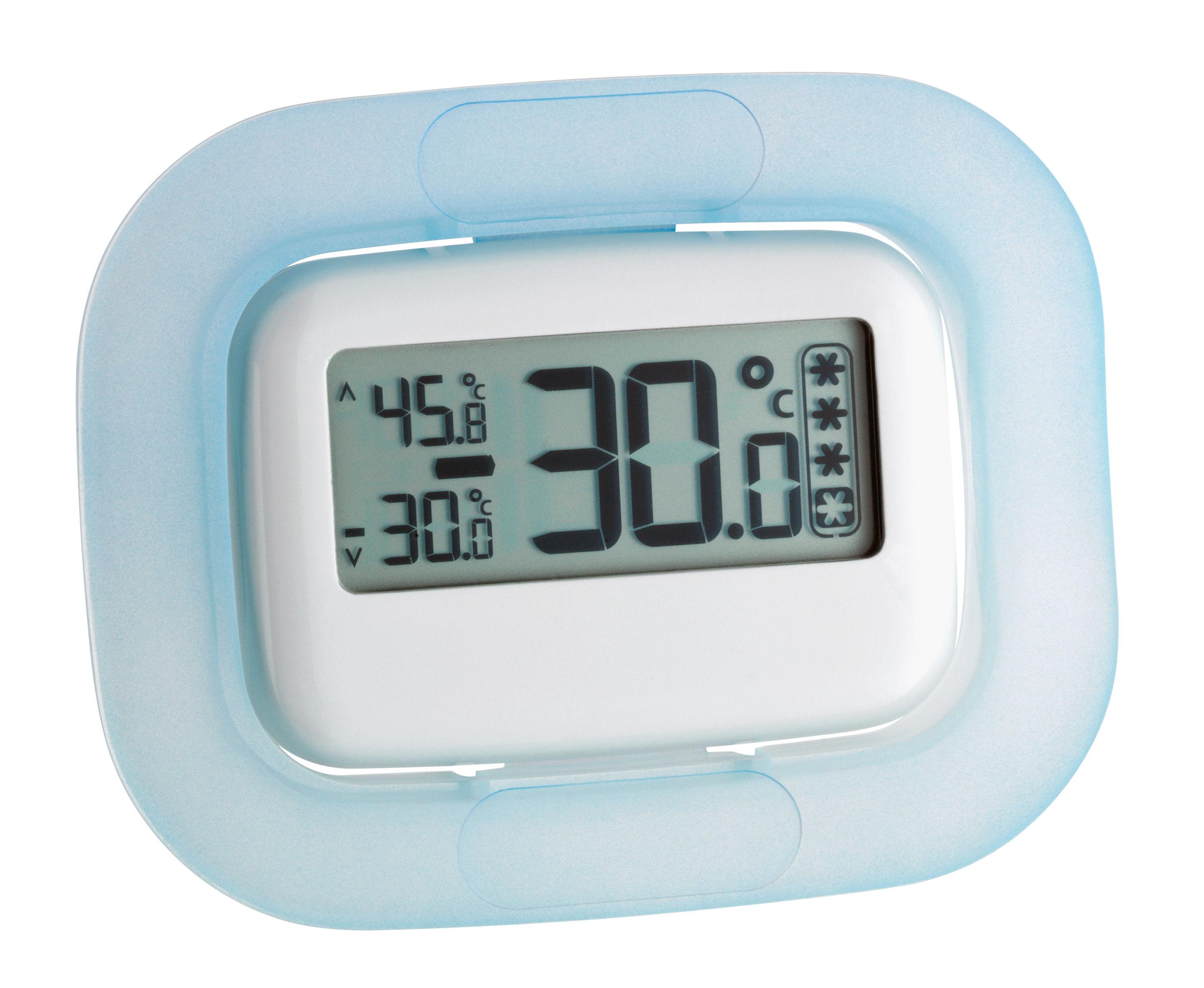 tfa dostmann k hlschrank gefrierschrank thermometer. Black Bedroom Furniture Sets. Home Design Ideas