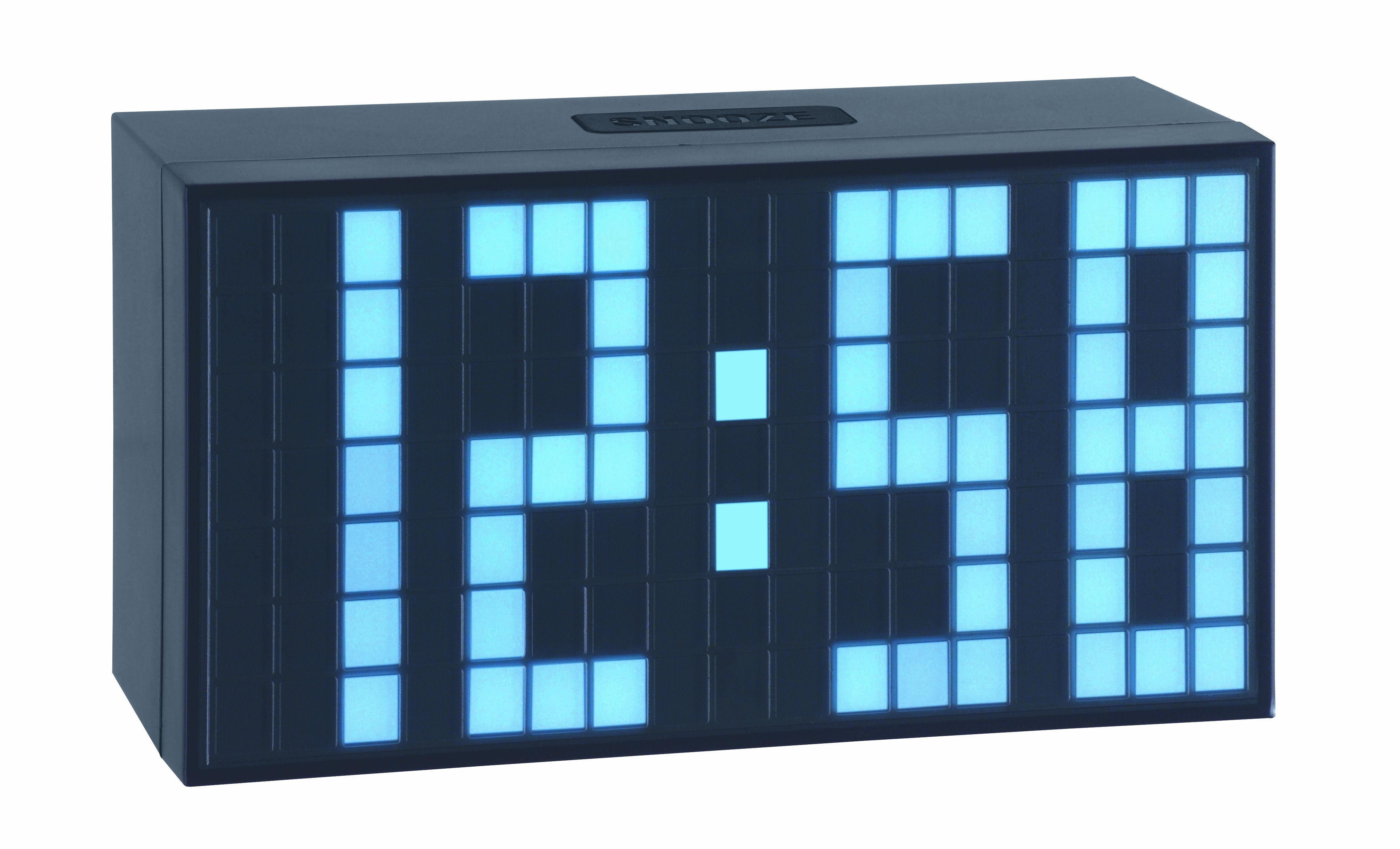 tfa dostmann time block elektronischer wecker. Black Bedroom Furniture Sets. Home Design Ideas