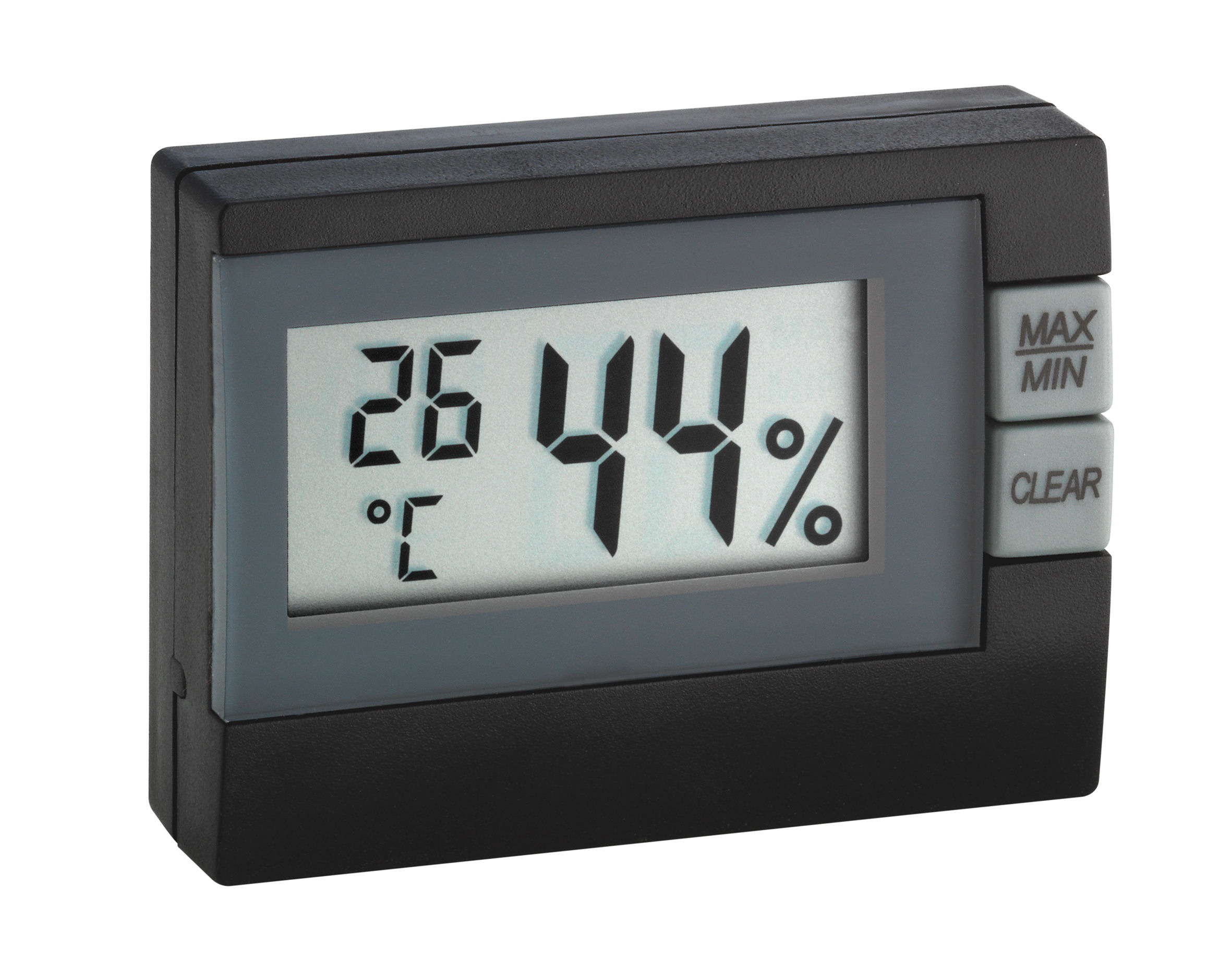 tfa elektronisches thermo hygrometer. Black Bedroom Furniture Sets. Home Design Ideas