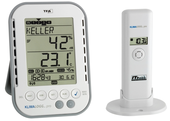 Kühlschrank Thermometer Digital : Kühlschrankthermometer mit datenaufzeichung