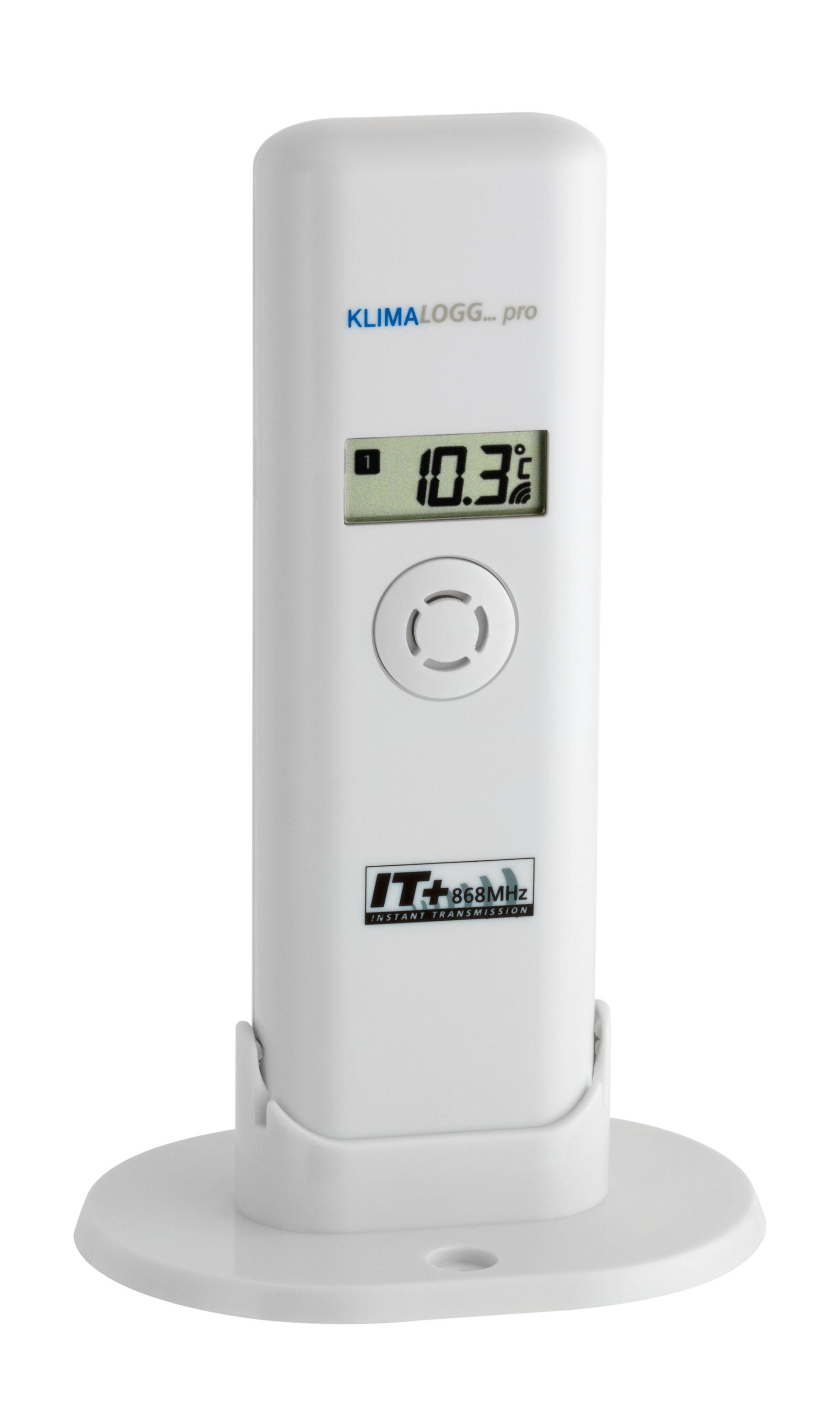 thermometer temperatur sender f r medikamenten k hlschrank 40 bis 60 c. Black Bedroom Furniture Sets. Home Design Ideas